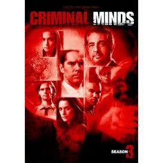 Criminal Minds: Season 3 [6 Discs]
