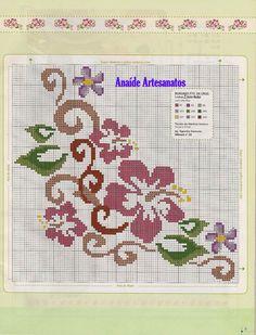 Anaide Ponto Cruz: São lindos!!!!Deixe seu pedido de graficos ,vou fazer o possivel para lhe atender!!!