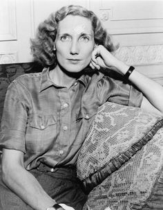 Beryl Markham (26 October 1902 – 3 August 1986) was a British-born Kenyan author, aviator, adventurer, and racehorse trainer. During the pioneer days of aviation, she became the first woman to fly solo across the Atlantic from east to west. She is now primarily remembered as the author of the memoir West with the Night.