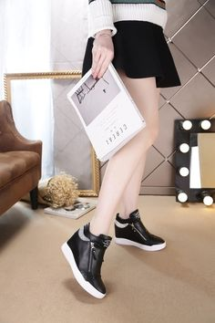 64dba64200 Wish   High Quality Women''s Small White Shoes High Heels Shoes Sneaker