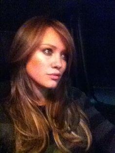 9d324645f0f hilary duff hair! Hilary Duff Twitter