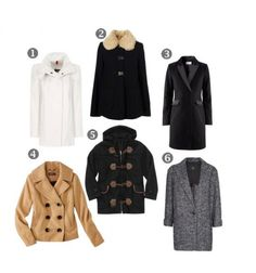Stay warm and stylish this fall with one of these cozy coats
