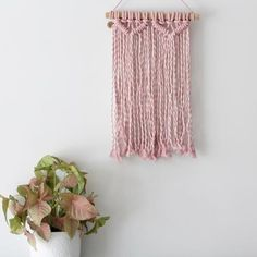 'Dusty' Wall hanging