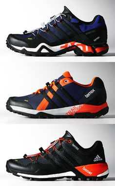 adidas Terrex trail shoes