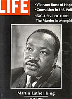 Civil Rights Movement  Dr. Martin Luther King is murdered in Memphis, Tn. while supporting the workers of the Sanitation Strike