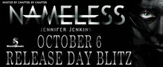 Book Lovers Life: Nameless by Jennifer Jenkins Release Day Blitz and Giveaway!
