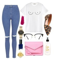 """""""Daywear"""" by hannahelisee on Polyvore"""