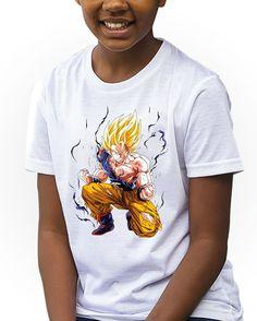 Dragon Ball Z Shirt, Db Z, Special Kids, Super Saiyan, Kids Girls, Trunks, Goku, Instagram Posts, Clothing