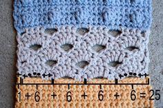 How To Mesh Crochet Stitch Patterns