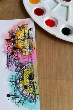 Workshop AALL & create stempels