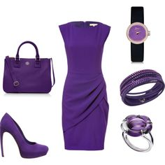 """My Purple Rain"" by cheska-martinez on Polyvore"