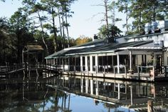 Blue Pete's on Muddy Creek Road, Virginia Beach.  I still remember the first time we went here.  A hidden gem filled with good food.