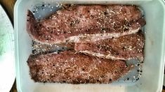 How to make your own biltong - dennis piscatelli - African Food Dehydration Machine, Charcuterie Meats, A Food, Food And Drink, Make Your Own, Make It Yourself, Biltong, South African Recipes, Easy Cake Recipes