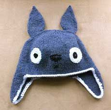 Knitting Pattern For Totoro Hat : 1000+ images about Knitted-Headwear on Pinterest Purl bee, Hats and Totoro