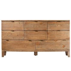 Winchester Rustic Wooden Large Chest of Drawers for bedroom