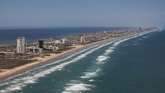 Based on reader submission, South Padre Island in Texas is featured as one of 20 can't-miss beaches in the U. by CNN Travel!This Texas barrier island is known for its natural setting and laid-back attitude. South Padre Island Beach, Places To Travel, Places To Visit, Spring Break 2015, Spring Break Destinations, Travel Destinations, Texas Travel, Usa Travel, All I Ever Wanted