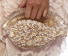 Chanel RTW Spring 2012 Shell Bags