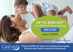 Last week to save at caricord.com