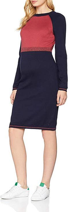 Super Qualität  Bekleidung, Damen, Umstandskleidung, Kleider Super, Knit Dress, Maternity, Knitting, Dresses, Fashion, Clothing, Gowns, Women's