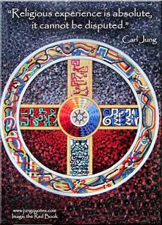 Carl Jung Depth Psychology: Religious experience is absolute, it cannot be disputed.