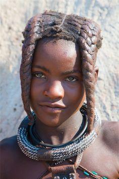 Himba girl