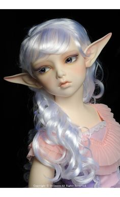 Lusion Doll - Somnambulinsomnia ; Elf Dahlia