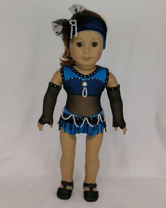Dance Costume for American Girl 19