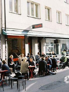 ilcaffè, coffee & lunch | Södermannagatan 23 | Stockholm