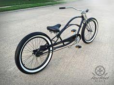 Kustom Kruiser Roadster - www.ratrodbikes.com