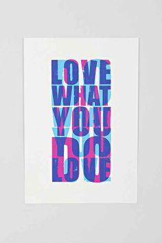 Urban - Love What You Do