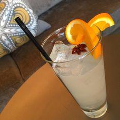 MYTH Bar at the Hilton Bonnet Creek at Walt Disney World - Bliss to the Stars Cocktail