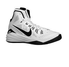 Women 158972: Women S Nike Hyperdunk 2014 Tb Basketball Shoes Size 8.5 White Black 653484 100 -> BUY IT NOW ONLY: $59 on eBay!