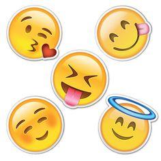 Large Emojis - Temporary Tattoos - Custom Choice   Un, Large and ...