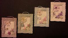 Rozen lijst/roseframe made by Jolanda Knoop