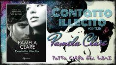 """Recensione """"Contatto illecito"""" di Pamela Clare #3 I-TEAM"""
