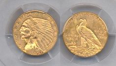 Liberty Coins, INC. has this item on Collectors Corner - 1926 $2.50 MS62 PCGS