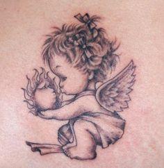 Best Angel Tattoos Designs