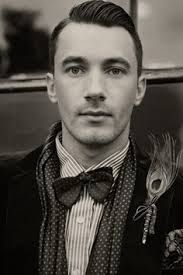 1920s style mens hair - Google Search
