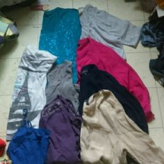 All xl All xl some are new never worn Tops