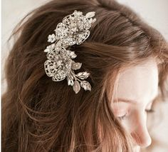 We just love this beautiful and elegant hair pin, don't you?  http://www.livhart.com/#!shop/productsstackergalleryv21=8
