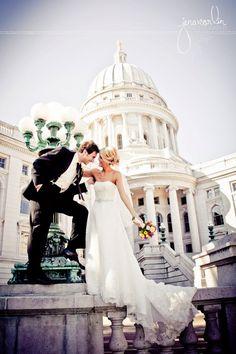 Madison Wisconsin Wedding Photography - ©Jena Carlin Photography  http://jenacarlinphotography.com/
