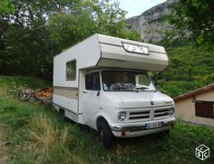 Camping-car Bedford