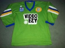 Canberra Raiders 1990 1991 Adults Large Rugby League Shirt Australia Jersey