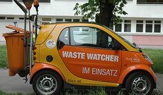 Waste Watcher | Tina Vienna Vienna, Innovation, Van, City, Vans