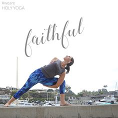 """""""The ragamuffin who sees his life as a voyage of discovery and runs the risk of failure has a better feel for faithfulness than the timid man who hides behind the law and never finds out who he is at all."""" Brennan Manning #weare #wearefaithful #weareholyyoga #yogateachertraining #yoga #yogaatribe #namaste #yogacommunity #yoga #instagood #yogagood #yogaspiration #yogainspiration #warriors #faithful #brennanmanning#weare #wearefaithful #weareholyyoga #yogateachertraining #yoga #yogaatribe…"""