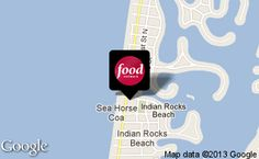 Keegan's Seafood Grille Indian Rocks Beach FL | Food Network on the Road