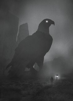 A Collection of Dark and Mysterious Digital Paintings by Dawid Planeta