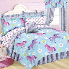 Dream Ponies Bed in a Bag - Horse Themed Gifts, Clothing, Jewelry & Accessories all for Horse Lovers