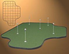 Tour Links Golf Practice Putting Green - 14 x 20 by Tour,   Price:$4,248.00  http://www.amazon.com/dp/B000AP576M/ref=cm_sw_r_pi_dp_NL46qb1VTC9K5