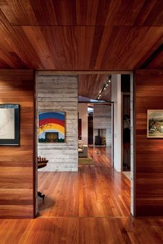 Wairau Valley house. Image: Paul McCredie. Architect: Parsonson Architects.